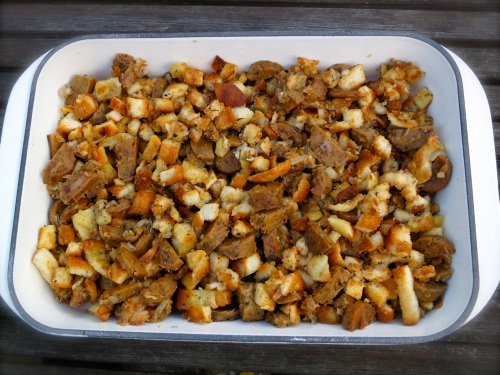 Fall Menu Ideas: Field Roast Stuffing